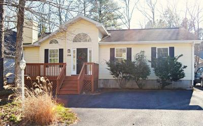 Ocean Pines Single Family Home For Sale: 1306 Ocean Pkwy