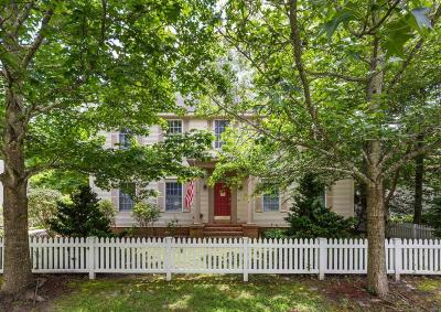 Ocean Pines Single Family Home For Sale: 1210 Carrollton Ln
