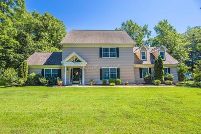 Bishopville Single Family Home For Sale: 10005 Mill Pond Dr
