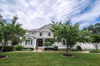 Ocean Pines Single Family Home For Sale: 119 Pine Forest Dr