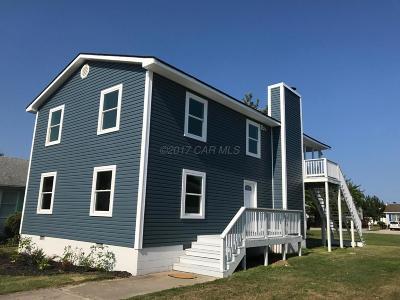 Ocean City Single Family Home For Sale: 13908 Sea Captain Rd