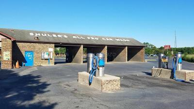 Berlin, Bishopville, Ocean City, Ocean Pines Business Opportunity For Sale: 11070 Cathell Road