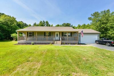 Berlin Single Family Home For Sale: 8404 Old Ocean City Rd