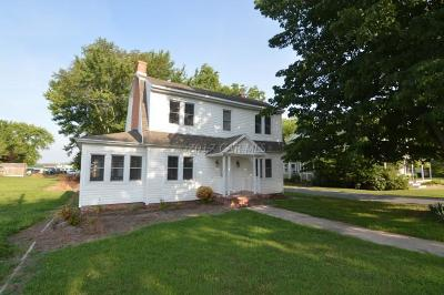 Willards Single Family Home For Sale: 7448 Main St