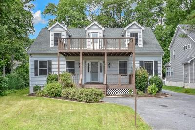 Ocean Pines Single Family Home For Sale: 37 Boston Dr