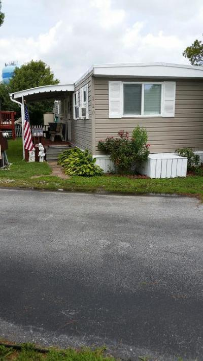 Ocean City MD Mobile Home For Sale: $129,500
