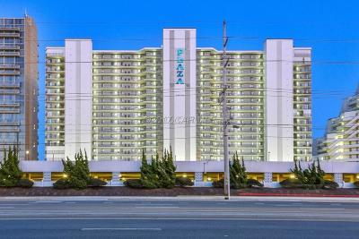 Ocean City Condo/Townhouse For Sale: 9800 Coastal Hwy #805