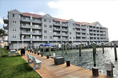 Ocean City Condo/Townhouse For Sale: 205 Somerset St #B311
