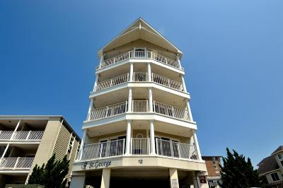 Ocean City Condo/Townhouse For Sale: 12 83rd St #201