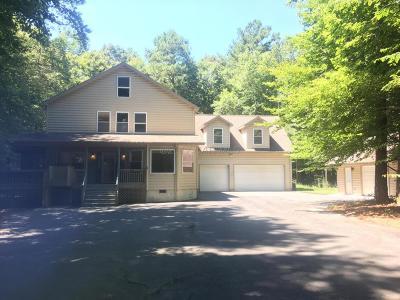 Berlin Single Family Home For Sale: 9433 Shiloh Farms Rd