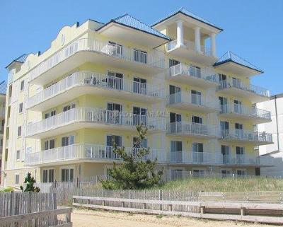 Ocean City Condo/Townhouse For Sale: 5901 Atlantic Ave #202