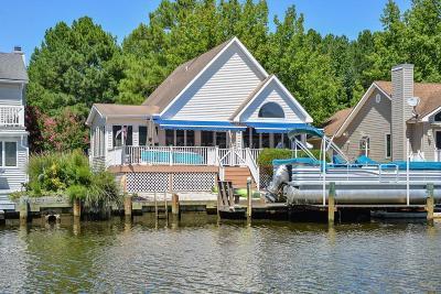 Ocean Pines Single Family Home For Sale: 368 Ocean Pkwy