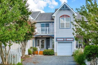 Ocean Pines Condo/Townhouse For Sale: 903 Yacht Club Dr