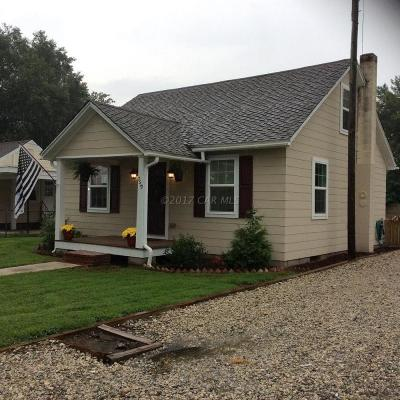 Willards Single Family Home For Sale: 7319 Canal St