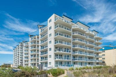Ocean City Condo/Townhouse For Sale: 6 60th St #106
