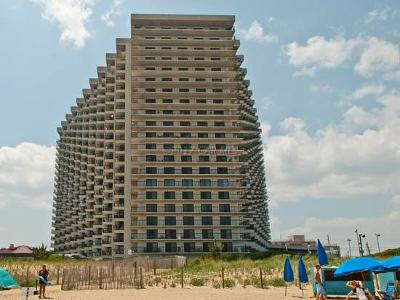 Ocean City Condo/Townhouse For Sale: 11500 Coastal Hwy #1518