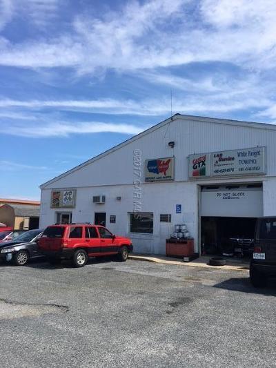 Berlin, Bishopville, Ocean City, Ocean Pines Commercial Lease For Lease: 10720 Ocean Gateway