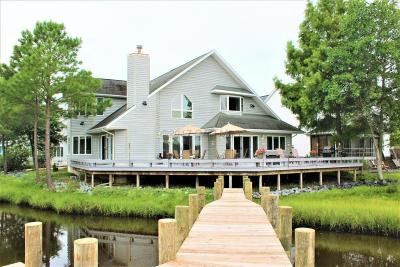 Ocean Pines Single Family Home For Sale: 1 Pine Cone Way