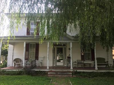 Snow Hill Single Family Home For Sale: 204 S Morris St