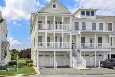 Ocean City Condo/Townhouse For Sale: 9903 Bay Court Ln #1