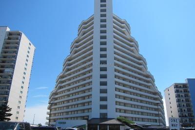 Ocean City Condo/Townhouse For Sale: 9500 Coastal Hwy #11k