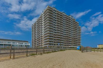Ocean City Condo/Townhouse For Sale: 2 48th St #1006