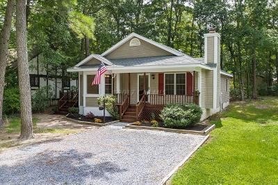 Ocean Pines Single Family Home For Sale: 8 Serf Place
