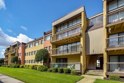 Caine Woods Condo/Townhouse For Sale: 13908 N Ocean Rd #2b