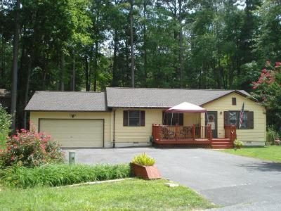 Ocean Pines Single Family Home For Sale: 5 Pirate Place