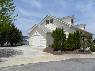 Ocean City Single Family Home For Sale: 198 Pine Tree Rd