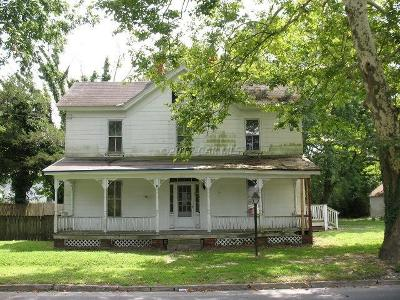 Snow Hill Single Family Home For Sale: 211 W Market St