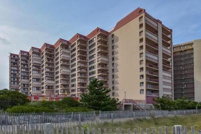 Ocean City Condo/Townhouse For Sale: 11200 Coastal Hwy #Ph 6