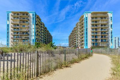 Ocean City Condo/Townhouse For Sale: 13100 Coastal Hwy #2005