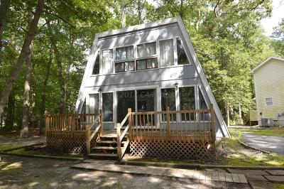 Ocean Pines Single Family Home For Sale: 1 Briarcrest Dr
