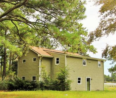 Berlin Single Family Home For Sale: 11626 Gum Point Rd