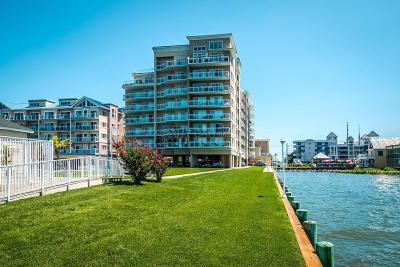 Ocean City Condo/Townhouse For Sale: 4601b Coastal Hwy #402