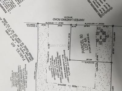 Berlin Residential Lots & Land For Sale: Hayes Landing Rd
