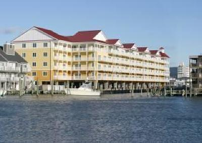 Ocean City Condo/Townhouse For Sale: 301 14th St #104