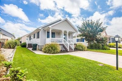 Ocean City Single Family Home For Sale: 13322 Constitutional Ave