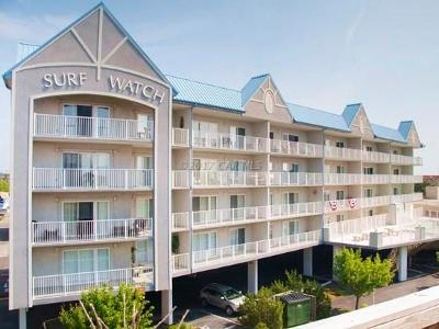 Ocean City Condo/Townhouse For Sale: 12 41st St #207