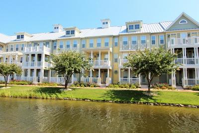Ocean City Condo/Townhouse For Sale: 33 Canal Side Mews East