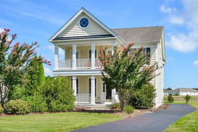 Berlin Single Family Home For Sale: 12131 Snug Harbor Rd