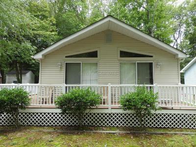 Ocean Pines Single Family Home For Sale: 20 Castle Dr