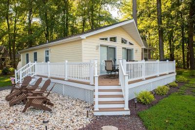Ocean Pines Single Family Home For Sale: 1010 Ocean Pkwy