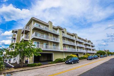 Ocean City Condo/Townhouse For Sale: 119 72nd St #27
