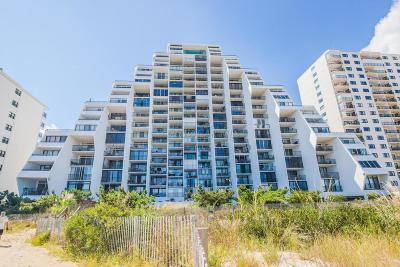Ocean City Condo/Townhouse For Sale: 9500 Coastal Hwy #8k