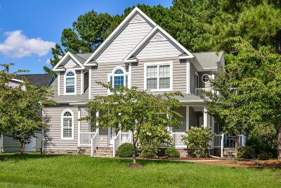Ocean Pines Single Family Home For Sale: 301 Sunrise Ct