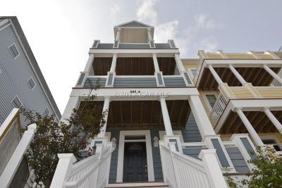 Ocean City Condo/Townhouse For Sale: 203 Saint Louis Ave #A