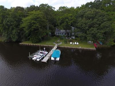 Ocean City Single Family Home For Sale: 12203 Nanas Way Ln