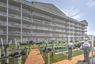 Ocean City Condo/Townhouse For Sale: 1005 Edgewater Ave #205